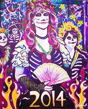 Skinz N Bonez Okeanos 2014 by Mardi Claw