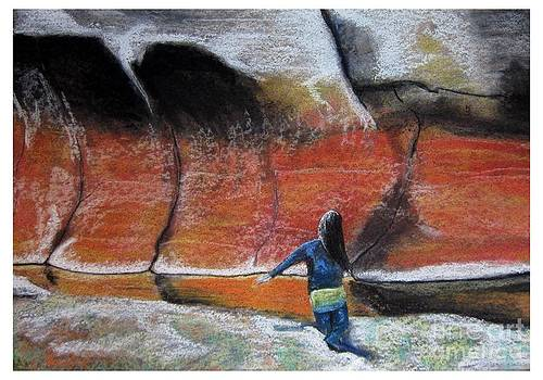 Skipping Stones by Joseph Wetzel