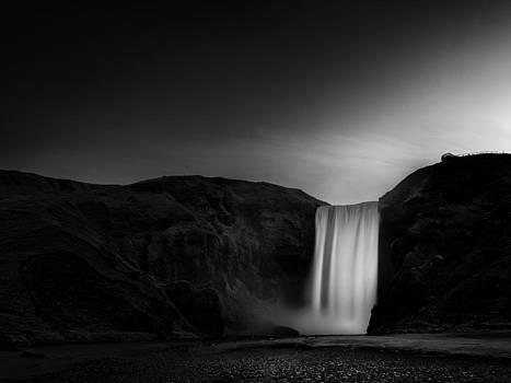 Skogafoss Iceland by Vinicios De Moura