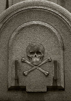 Skull and Crossbones by Amarildo Correa