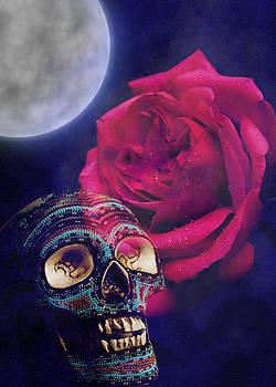 Jeanette K - Skull and Rose