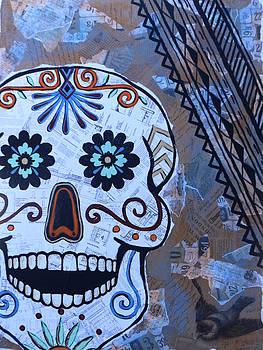 Skull by Dara Jones