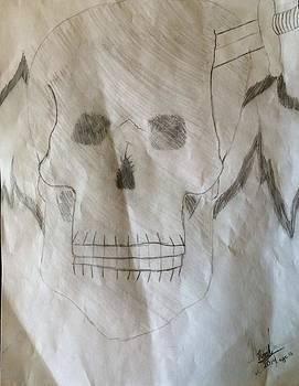 Skull by Jason McRoberts