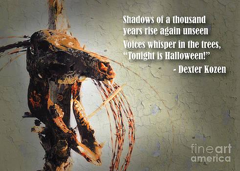 Cheryl McClure - Skull Shadow