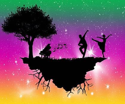 Sky Ballet  by Courtney Dutton