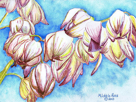 Sky Blossoms by Michele Ross
