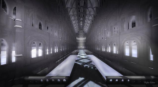 Sky Cathedral by Kylie Sabra
