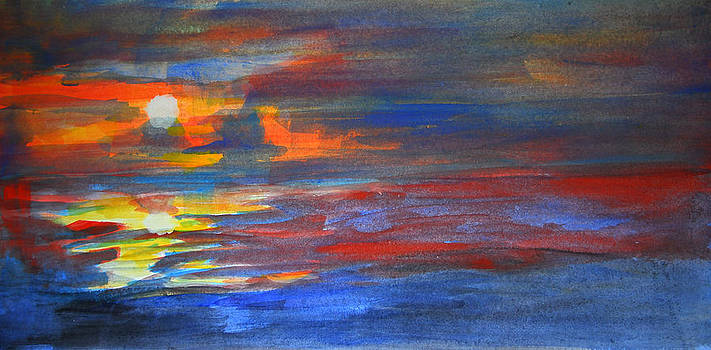 Sky Complex by Donna Crosby