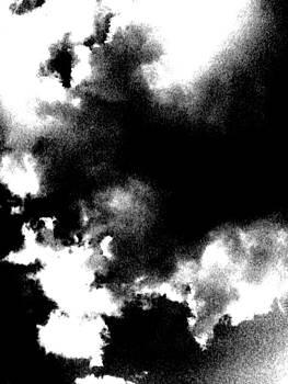 Sky Explosion by Gina Bonelli