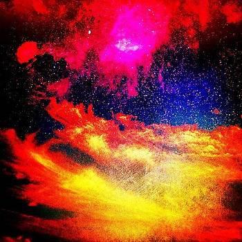 Sky Fire by Benjamin Prater