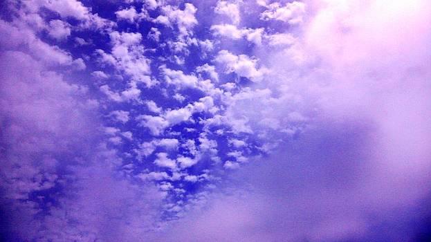 Sky Heart by Sharon Costa