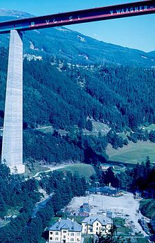 Sky Highway 4 1963 by Cumberland Warden