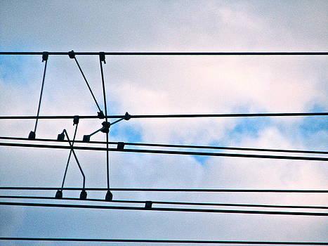 Sandy Tolman - Sky Lines - 0743