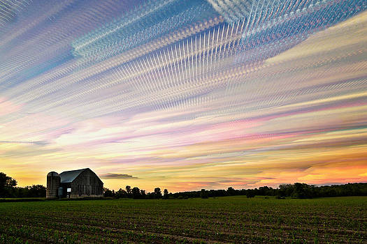 Sky Matrix by Matt Molloy