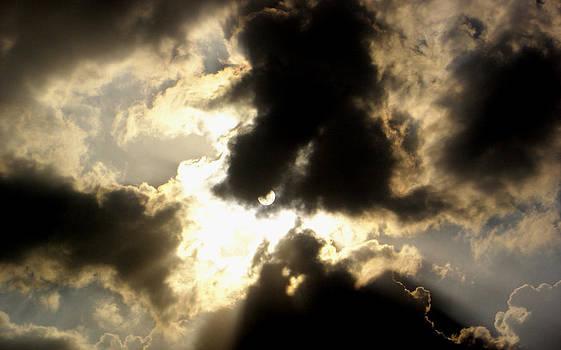 Bliss Of Art - Sky of dark clouds