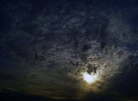 Sky Turbulence by Steve Battle