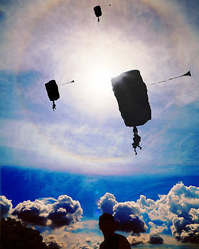Skydive02 by George  Leininger