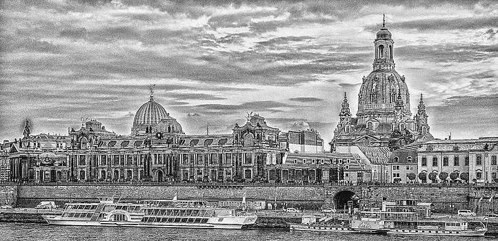 Thomas Schreiter - Skyline Dresden