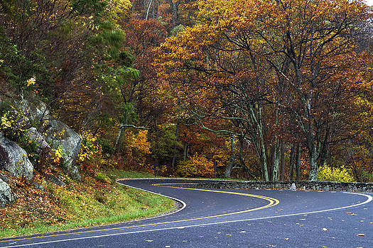 Guy Shultz - Skyline Drive