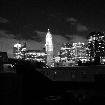 Skyline From The North End. #boston by J Amadei