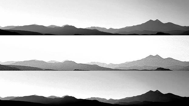 Skyline II by Augustina Trejo