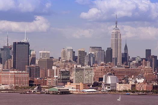 Skyline New York by D Plinth