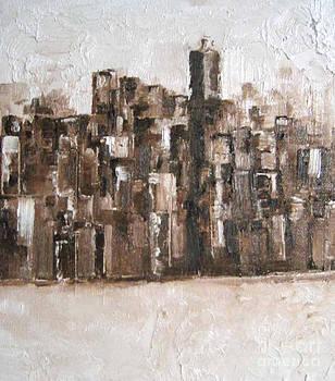 Skyline by Pamela Canzano