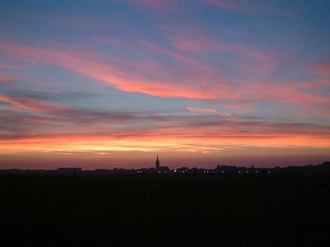 Skyline by Ton Bocxe