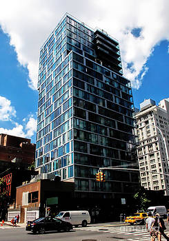 Anne Ferguson - Skyscraper by Cooper Union