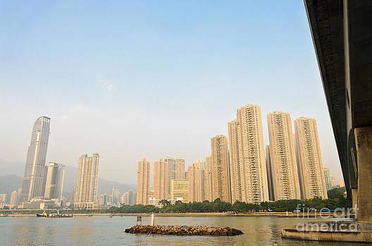 David Hill - Skyscrapers in Hong Kong