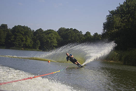 Venetia Featherstone-Witty - Slalom Waterskiing
