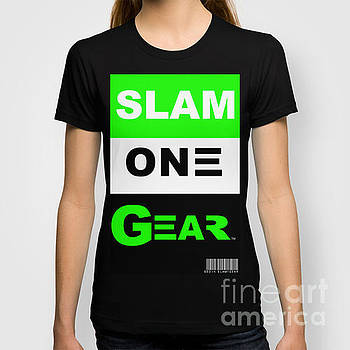 James Eye - SLAM ONE GEAR T-SHIRT