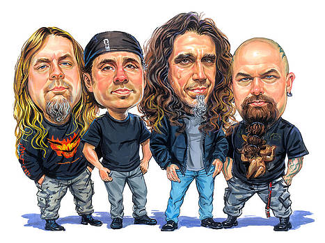 Slayer by Art