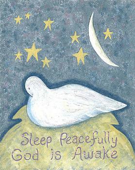 Sleep Peacefully by Carol Neal