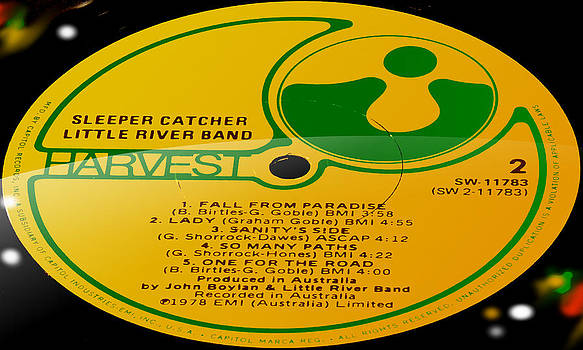 Marcello Cicchini - Sleeper Catcher Little River Band Side 2