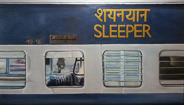 Sleeper by Robert Foss