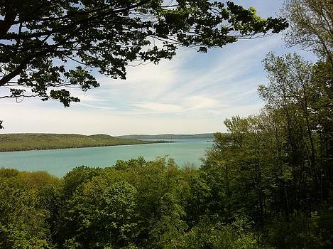 Sleeping Bear Dunes by Anastasia Trekles