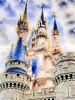HELGE - Sleeping Beauty Castle