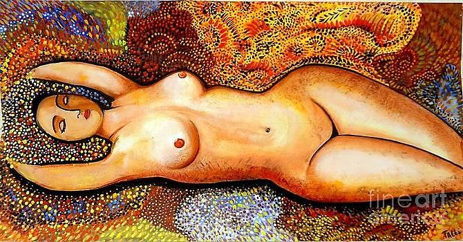 Sleeping beauty by Tatiana Tatti Lobanova