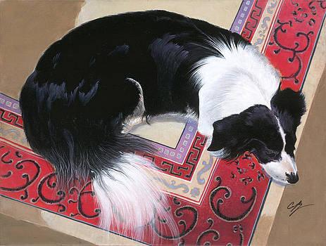 Sleeping Dog by Durwood Coffey