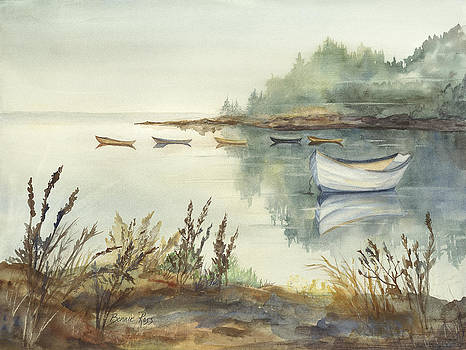 Sleeping Dories by Bonnie Ross