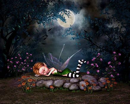 John Junek - Sleeping Forest Fairy