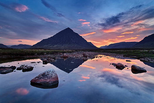 Sleeping Giant - Buachaille Etive Mor by Michael Breitung