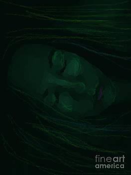 Sleeping In The Deep by Maria Elena Gonzalez