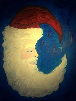 Marian Hebert - Sleeping Santa