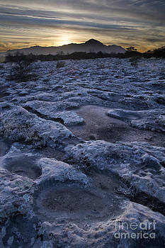 Sleeping Ute Sunset by Mike Wilkinson