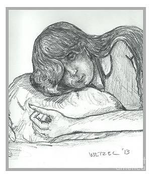 Sleepy Beauty by Joseph Wetzel
