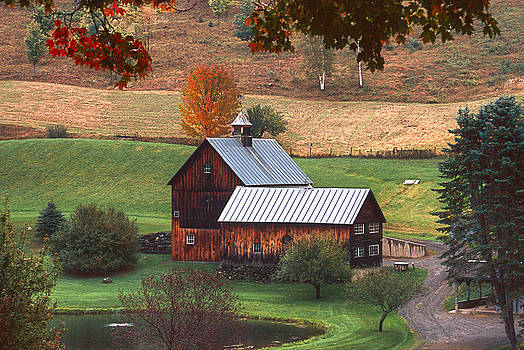 Matt Create - Sleepy Hollow Farm Woodstock VT