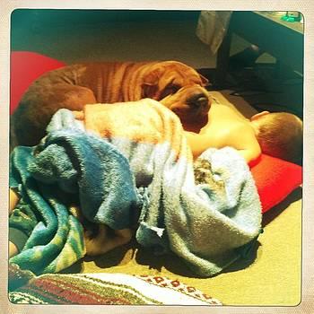 Sleepy Snuggles by Lesley McCormack