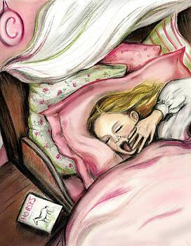 Sleepy Time by Melanie Alcantara Correia